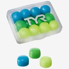 <b>Беруши для бассейна TYR</b> Kids' Soft Silicone Ear Plugs - 12 Pack ...