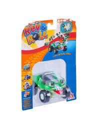 <b>Игрушка Rev&Roll мини</b> машинка - Крэш Rev and Roll 11621362 в ...