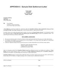 settlement letter sample printable documents debt settlement letter pdf · settlement offer letter