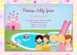 create princess birthday party invitations templates anouk create princess birthday party invitations templates