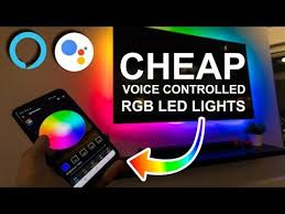 How to Automate Cheap <b>RGB LED Strips</b> - YouTube