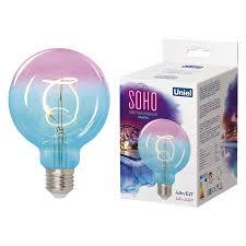 Отзывы о светодиодной лампе <b>Uniel LED</b>-<b>SF01</b>-<b>4W</b>/<b>SOHO</b>/<b>E27</b> ...