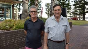 historical society kiama independent historical society david henderson and david radford were seen at the christmas party for the