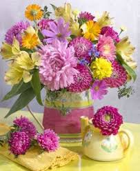 Flower Arrangement <b>5D DIY Diamond</b> Picture Clove Icon Cross ...