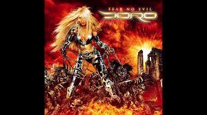 <b>Doro</b> - <b>Fear No</b> Evil - 2009 - YouTube