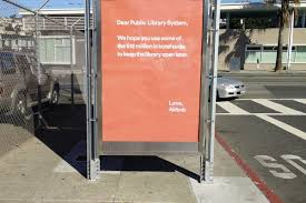 airbnb comes under fire for tone deaf san francisco ads the verge martha kenney facebook