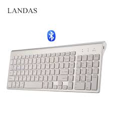 <b>Landas</b> USB Wired Keyboard For Smart TV 102 Key Bluetooth ...
