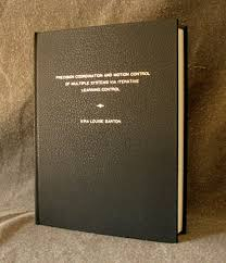 Lincoln Bookbindery   Thesis  amp  Dissertation Binding Turnaround time on thesis and dissertations orders is typically        days from the day we receive your printed pages
