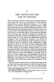 essays on the law of nature free essay on the three laws of nature as described by hobbes