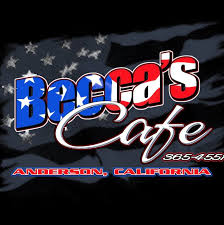 <b>Becca's Cafe</b> - Home - Anderson, California - Menu, Prices ...