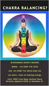 Chakra Balancing – How to Create Positive Energy – Article by ...