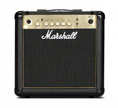 Гитарный <b>комбоусилитель MARSHALL MG15G</b> купить в ...