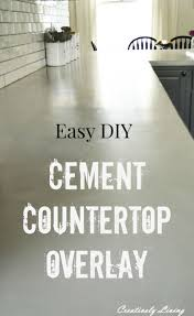 best ideas about countertop redo redoing kitchen i didn t like my 30 year old laminate countertops from the moment i moved in to my house 5 years ago i wanted something that looked like stone but less