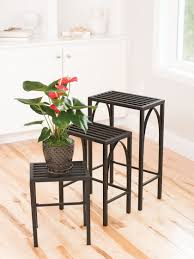 Gothic Arch Nesting <b>Plant Stands Set</b> of <b>3</b> | Gardener's Supply
