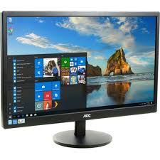 "21.5"" ЖК <b>монитор AOC E2270Swn</b> < <b>Black</b> > (LCD, 1920x1080, D ..."