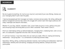 3 stunningly good linkedin profile summaries linkedinsights com screen shot 2013 02 06 at 5 15 19 pm