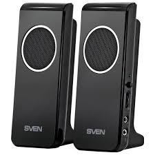 Купить колонки 2.0 <b>Колонки SVEN 314</b> 2*2W Black USB в ...