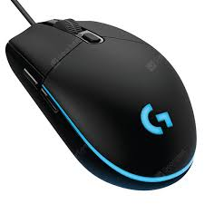 Logitech G102 PRODIGY Gaming Optical Wired Game Mouse ...