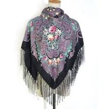 RUNMEIFA Pastoral <b>Style</b> Pashmina Two Sides Wear Women ...