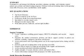 technician resume example technician resume samples sterile sterile processing technician resume example