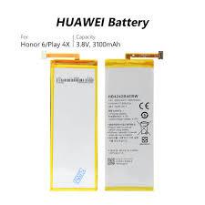 Online Shop <b>Original HB4242B4EBW</b> Li-ion phone <b>battery For</b> ...