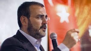 AK Parti Sözcüsü Ünal: Baskıyı siz yaptınız