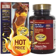 Nature's Plus <b>Ultra Fat Busters Жиросжигатель</b> 60шт, цена 860,87 ...