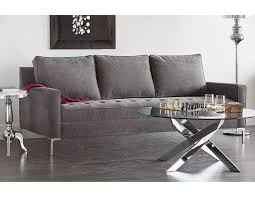 living room furniture miami: structube living room sofas amp loveseats miami charcoal