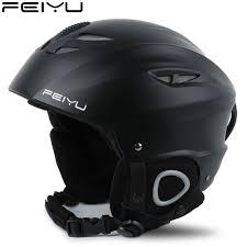Outdoor adult Safety Ski <b>Helmet</b> Integrally molded Men Women ...