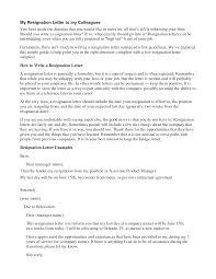 heartfelt resignation letter crna cover letter resignation letter to coworkers heartfelt resignation letter