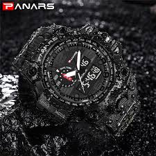 <b>Digital</b> Wrist <b>Watch Men</b> Military <b>Sports Electronic Watch</b> Waterproof ...