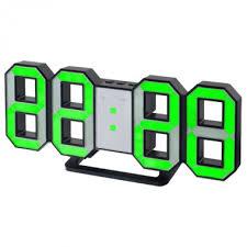 """<b>Perfeo</b> LED <b>часы</b>-будильник """"<b>LUMINOUS</b>"""" черный корпус ..."""