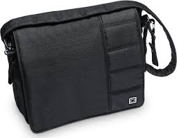 <b>Сумка</b> на коляску <b>Moon Messenger Bag</b> Black Structure (002) 2019 ...