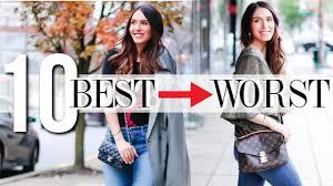Ranking My Designer <b>Crossbody Bags</b> BEST to WORST! - YouTube