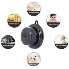 Wireless <b>Mini WIFI IP</b> Camera <b>HD 1080P</b> Night Vision Smart Home ...