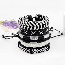 Bohemian Bracelet Black Men's <b>Jewelry</b> Sale, Price & Reviews ...