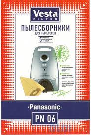 <b>Комплект пылесборников Vesta</b> PN 06 5шт + фильтр — купить по ...