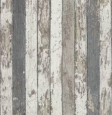 Soffitto In Legno Grigio : Assi di legno doghe finte strette parato vinilico lavabile avorio