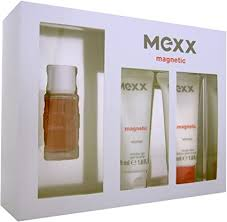 <b>Mexx Magnetic Woman</b> EDT Spray 15ml/ Shower Gel 50ml/ Body ...