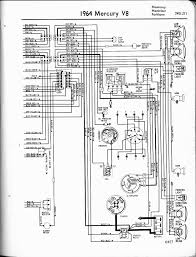 mercury wiring diagrams the old car manual project 1964 v8 monterey montclair parklane right page