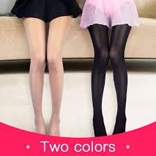 Women Thin Tights Seamless Pantyhose Plus Size Nude <b>Dance</b> ...