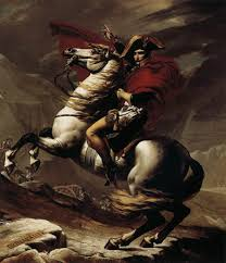 conquering hearts scienceandreligion com jacque louis david s painting depicts napoleon