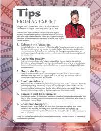 media carol vecchio tips from an expert career developments summer issue