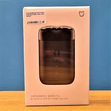 Купить <b>Электробритва Xiaomi Mijia Rotating</b> Double Cutter Head ...