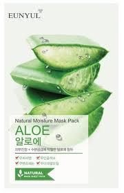 Купить Eunyul <b>тканевая маска Natural</b> Moisture Mask Pack с ...