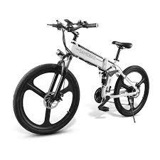 Buy <b>Samebike LO26 Moped</b> Electric Bike Smart Folding Bike E-bike ...