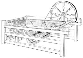 untitled document which industrial invention is this spinning