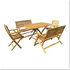folding patio furniture travertine tiles