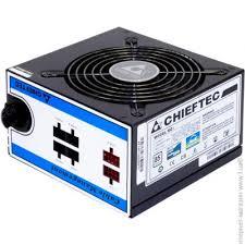 <b>Блок питания</b> ATX <b>Chieftec</b> ATX 650W A-80, <b>Box</b> (<b>CTG</b>-<b>650C</b>)