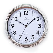 <b>Часы настенные</b> круглые <b>Вега</b> белые Н0144 d32 см купить ...